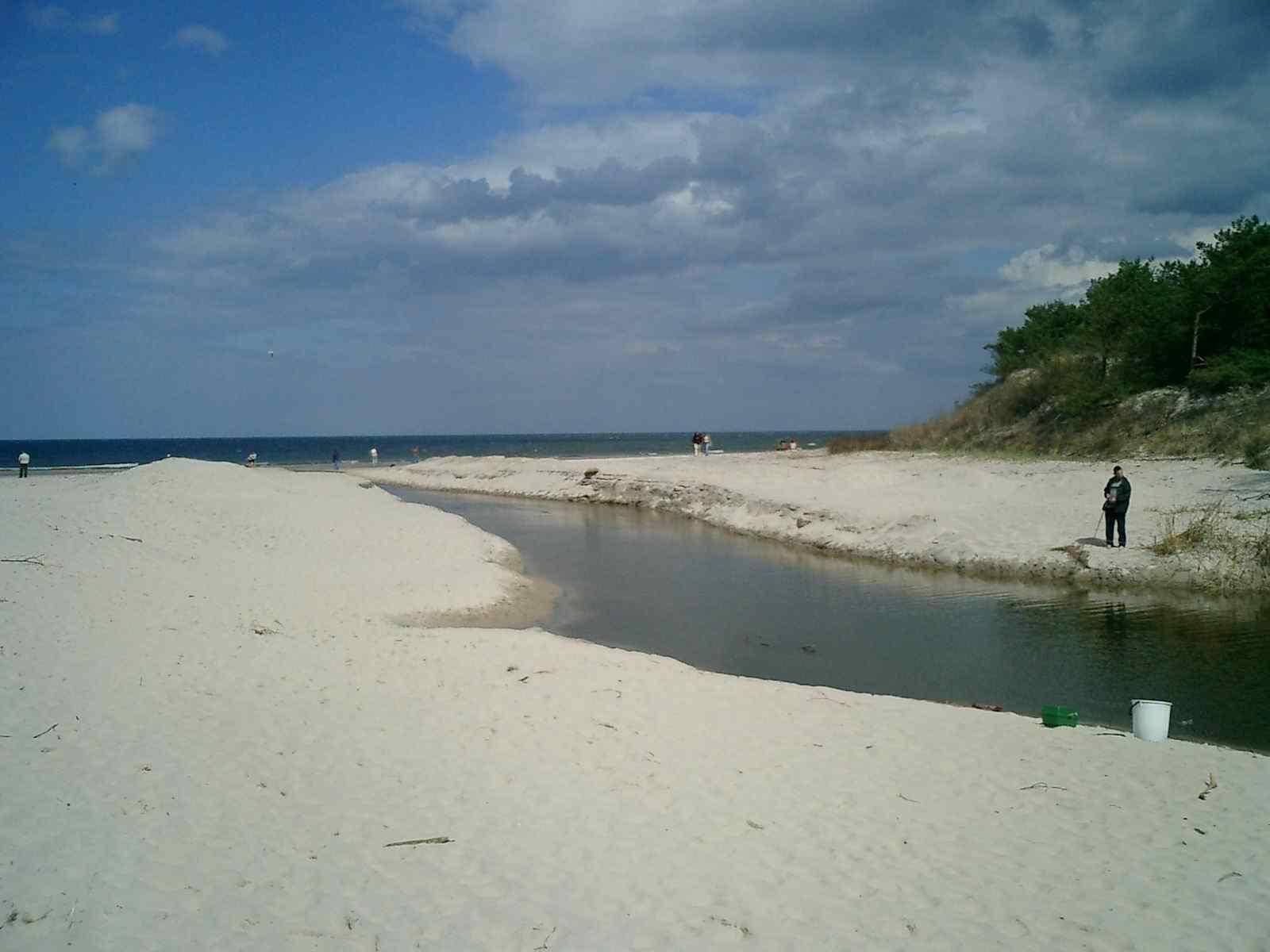 Ageln am Ostseezufluss