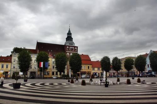 Gryfice_Platz