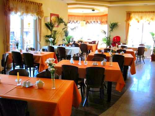 Restaurant mit ca. 60 Plätzen