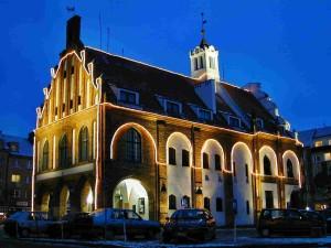 Ostsee Polen Rathaus Kamien Pomorski Ausflüge und Touren