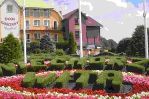 Ostseebad Niechorze- Willkommensgruß