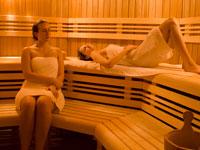Ostsee Strandhotel - Sauna