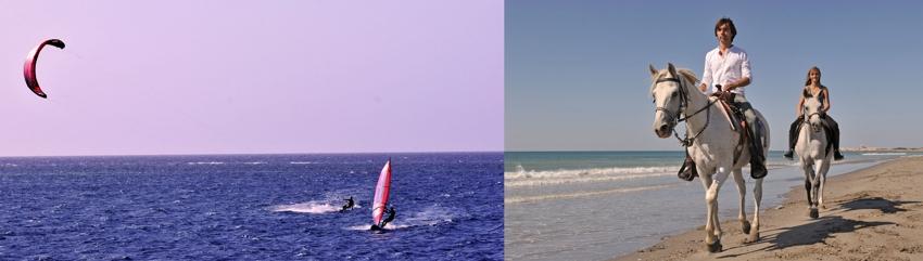 Sport & Freizeitmöglichkeiten in der Villa del Mar