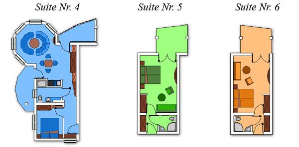 Suite Nr. 4-6