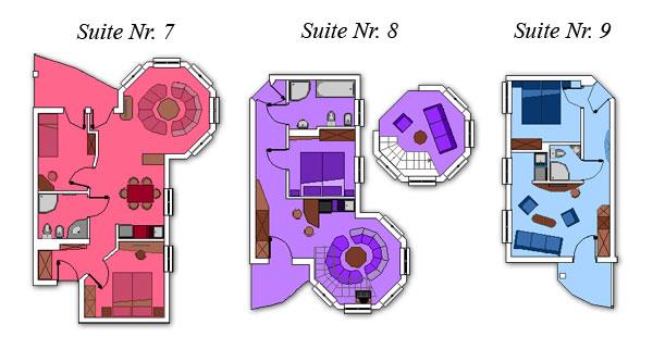 Suite Nr. 7-9