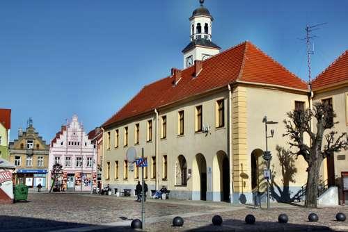 Trzebiatow-Rathaus-k