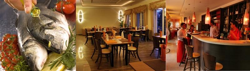 Gastronomie - Restaurant der Villa del Mar