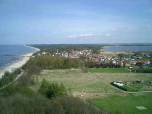 Ostsee Polen Vogelschutzreservat am Binnensee