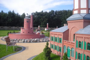 Ostsee Polen Miniaturpark Niechorze Ausflüge und Touren