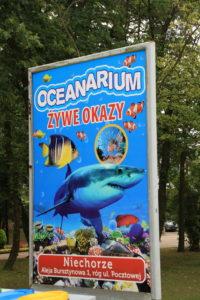 Oceanarium in Niechorze